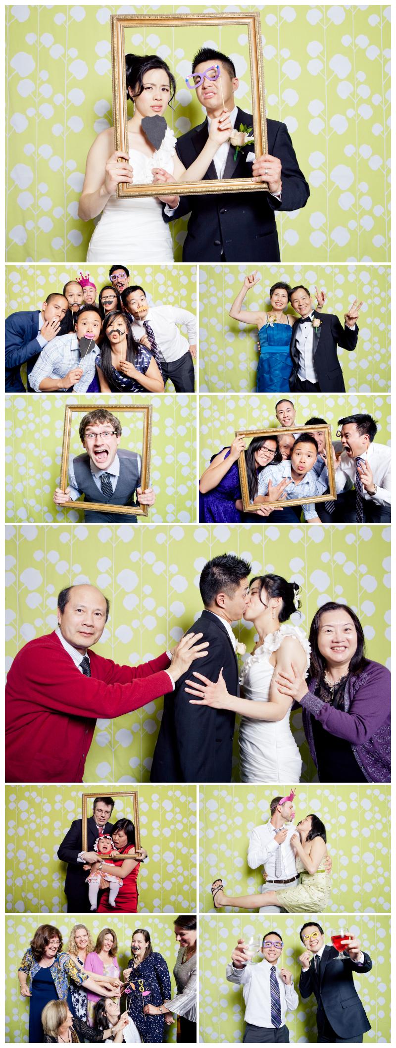 photobooth, wedding, wedding photos, wedding photobooth, sage bistro, UBC, vancouver