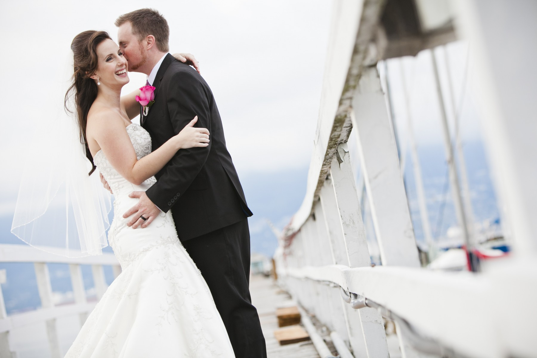 loden hotel wedding vancouver, royal vancouver yacht club wedding