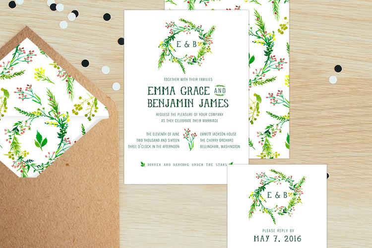mango ink, wedding invitations, wedding photography, vancouver, wink photography, vancouver wedding photographer