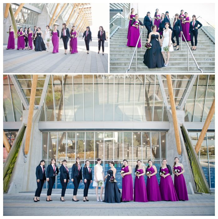 wedding photos at richmond oval