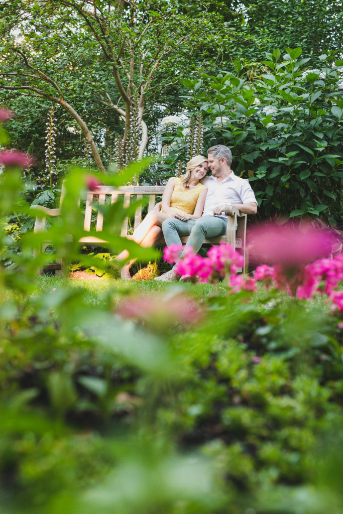 roede house museum park engagement photography