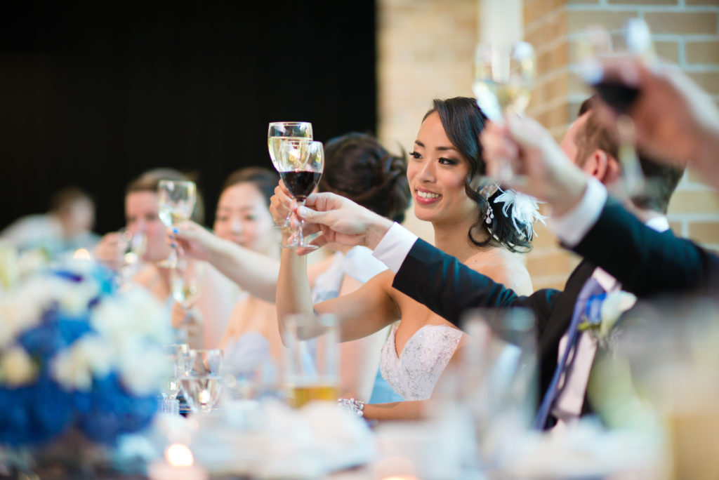 wedding toast port moody bc