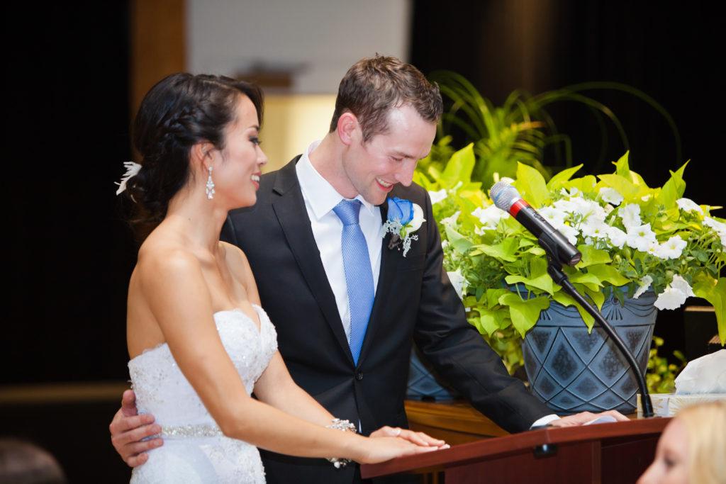 groom's wedding speech