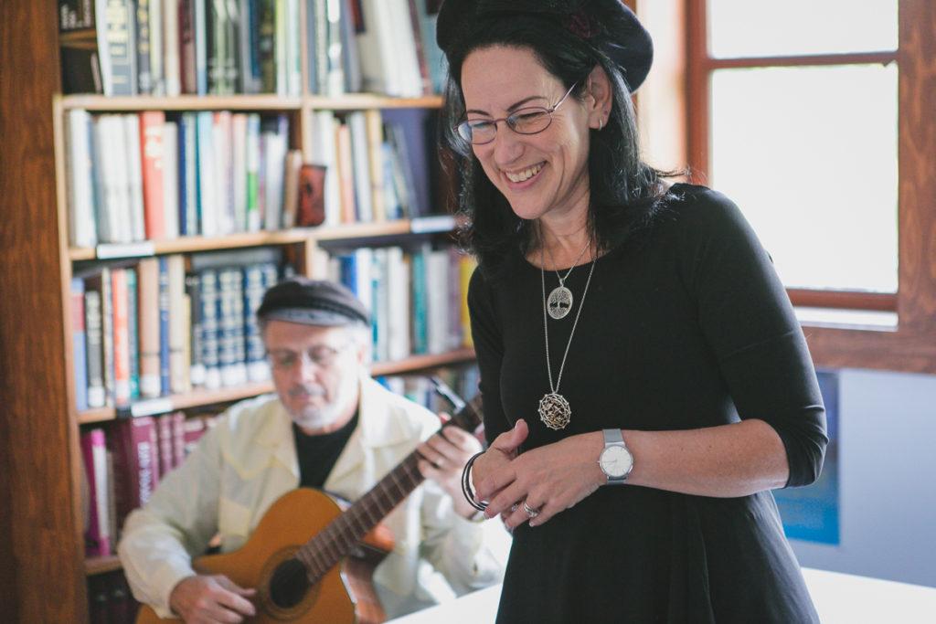 rabbi laura kaplan, jewish wedding vancouver, or shalom