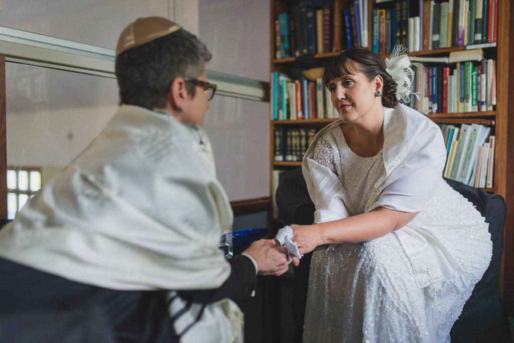 jewish lgbt wedding vancouver, or shalom ceremony