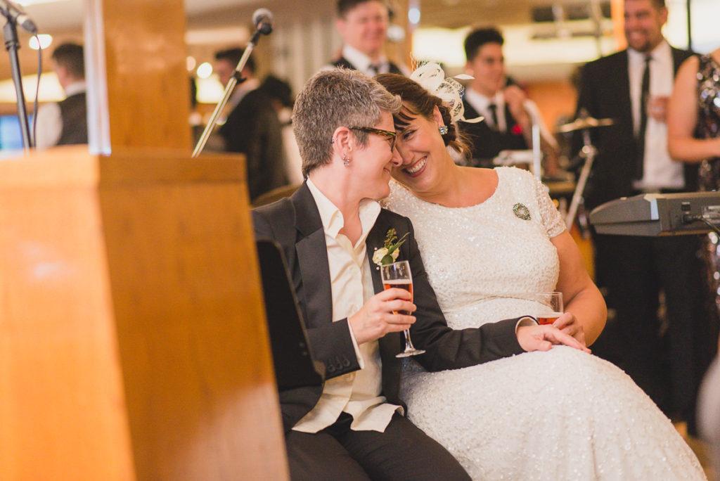 lesbian wedding photographer vancouver