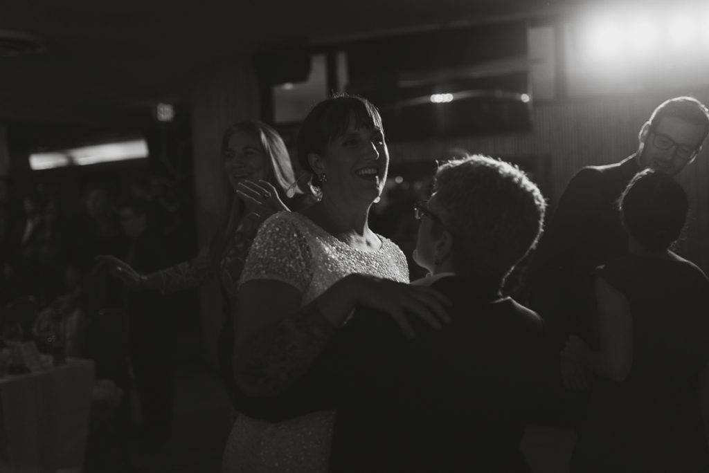 lgbt wedding vancouver first dance