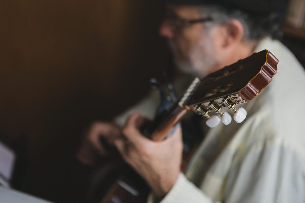 guitar player, jewish ceremony, vancouver