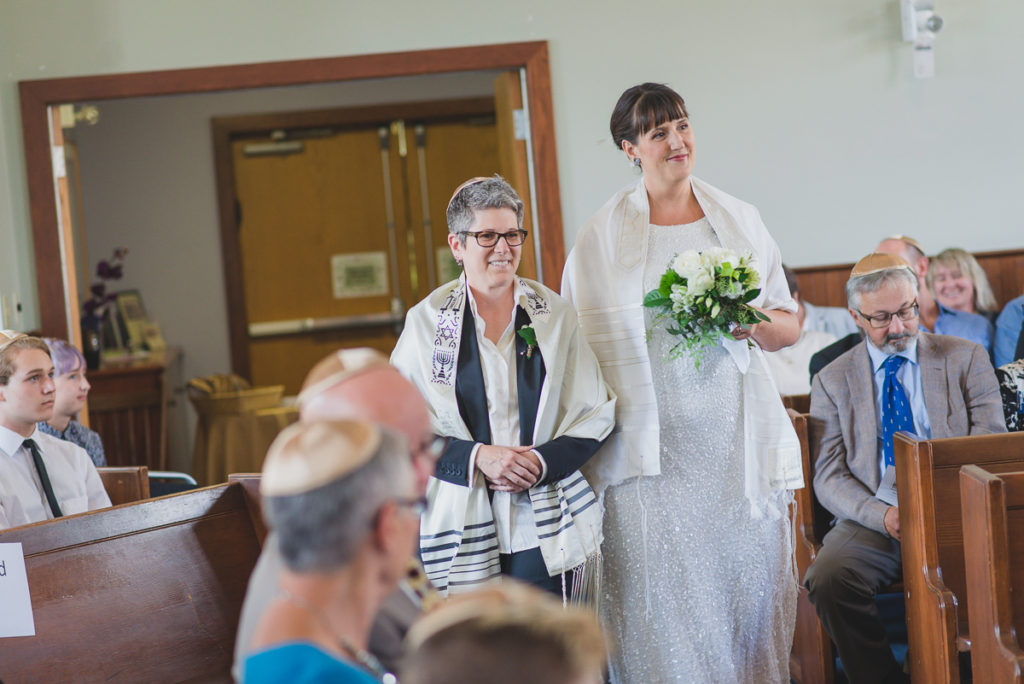 synagogue wedding vancouver, same sex wedding vancouver