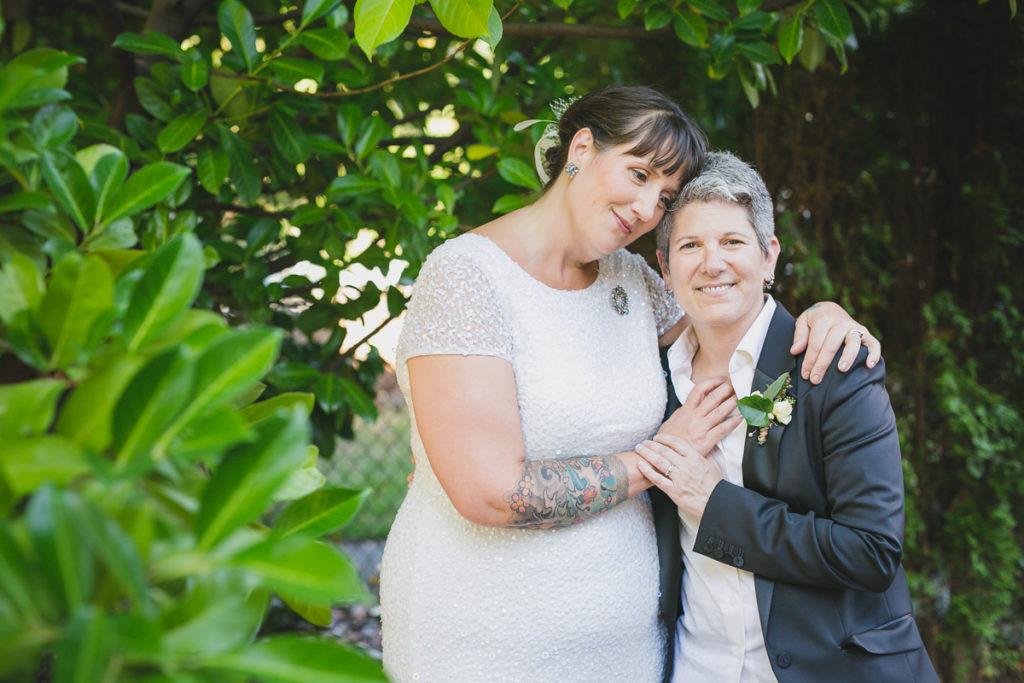 lgbt wedding photographer vancouver