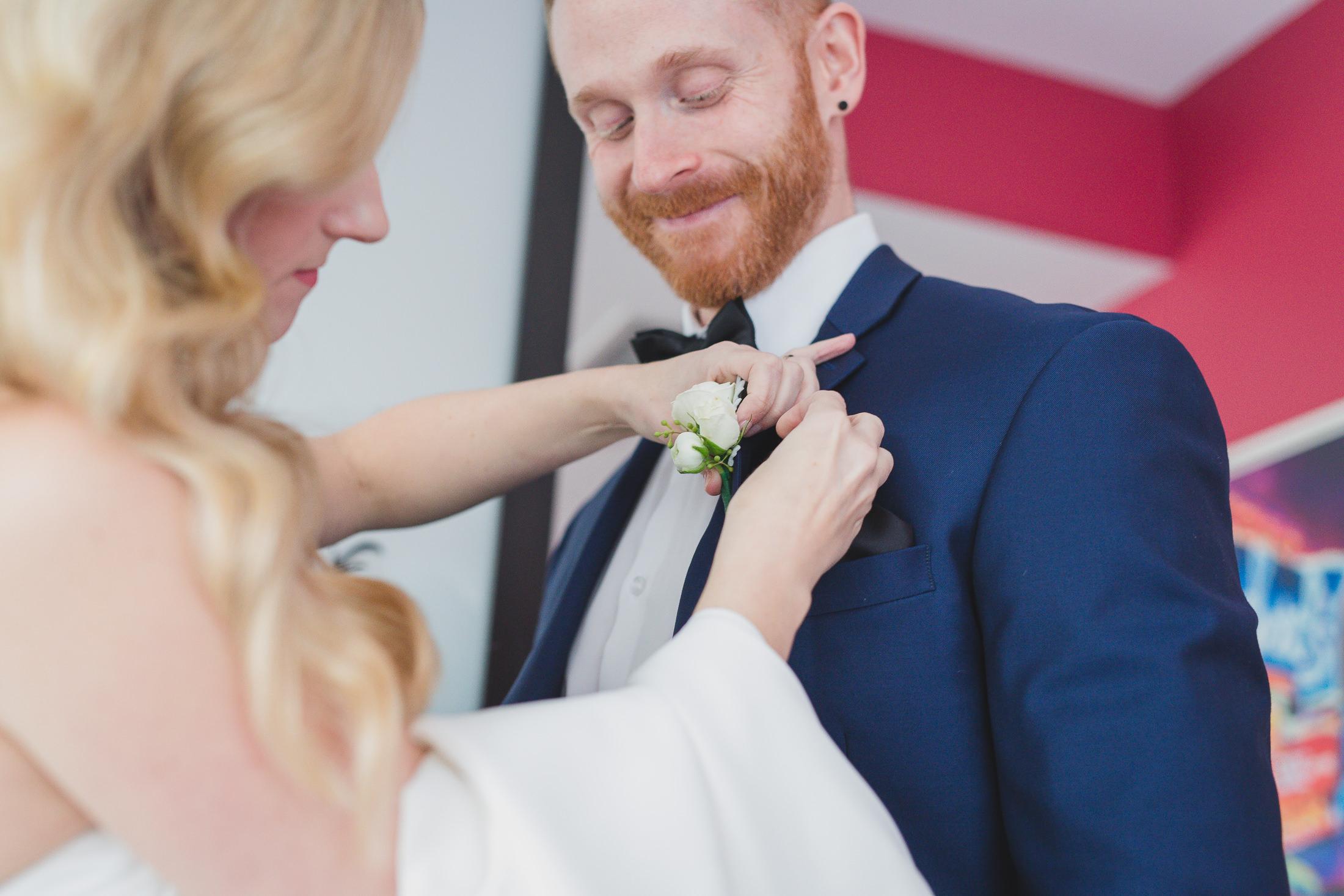 bridesman prep vancouver wedding