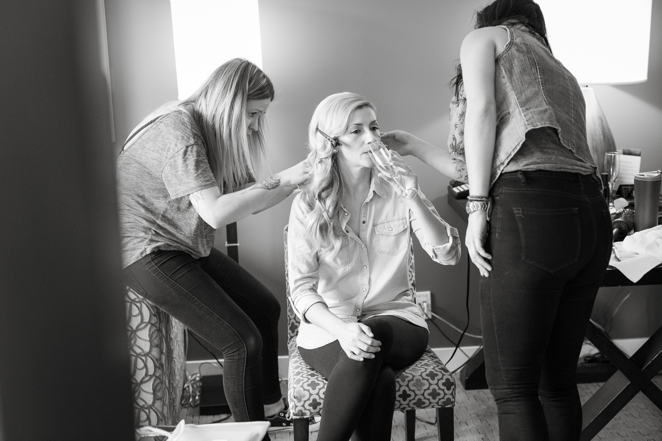 wedding hair by stone fox and makeup by makeup in session vancouver