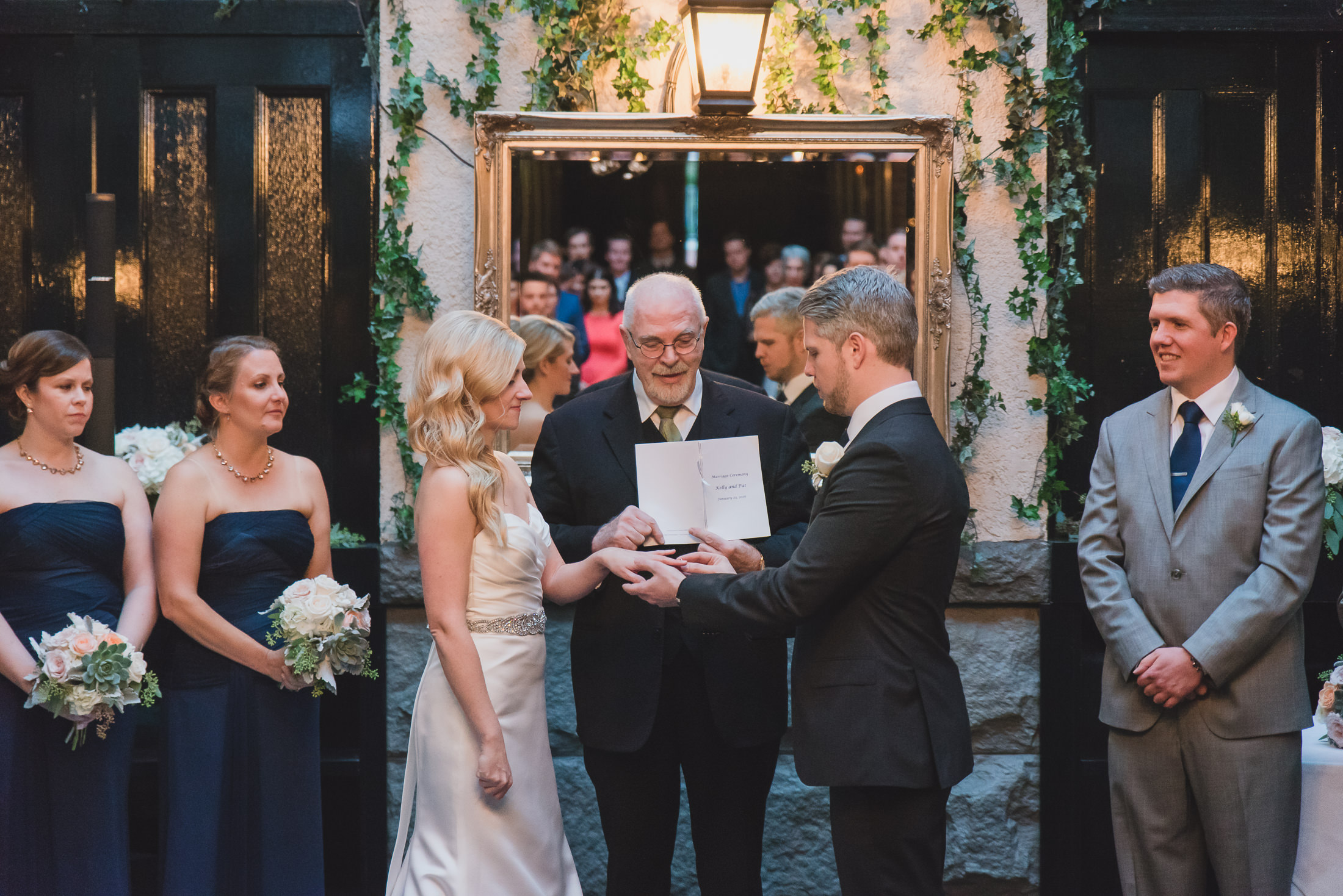 vancouver wedding with doug cameron marriage commissioner