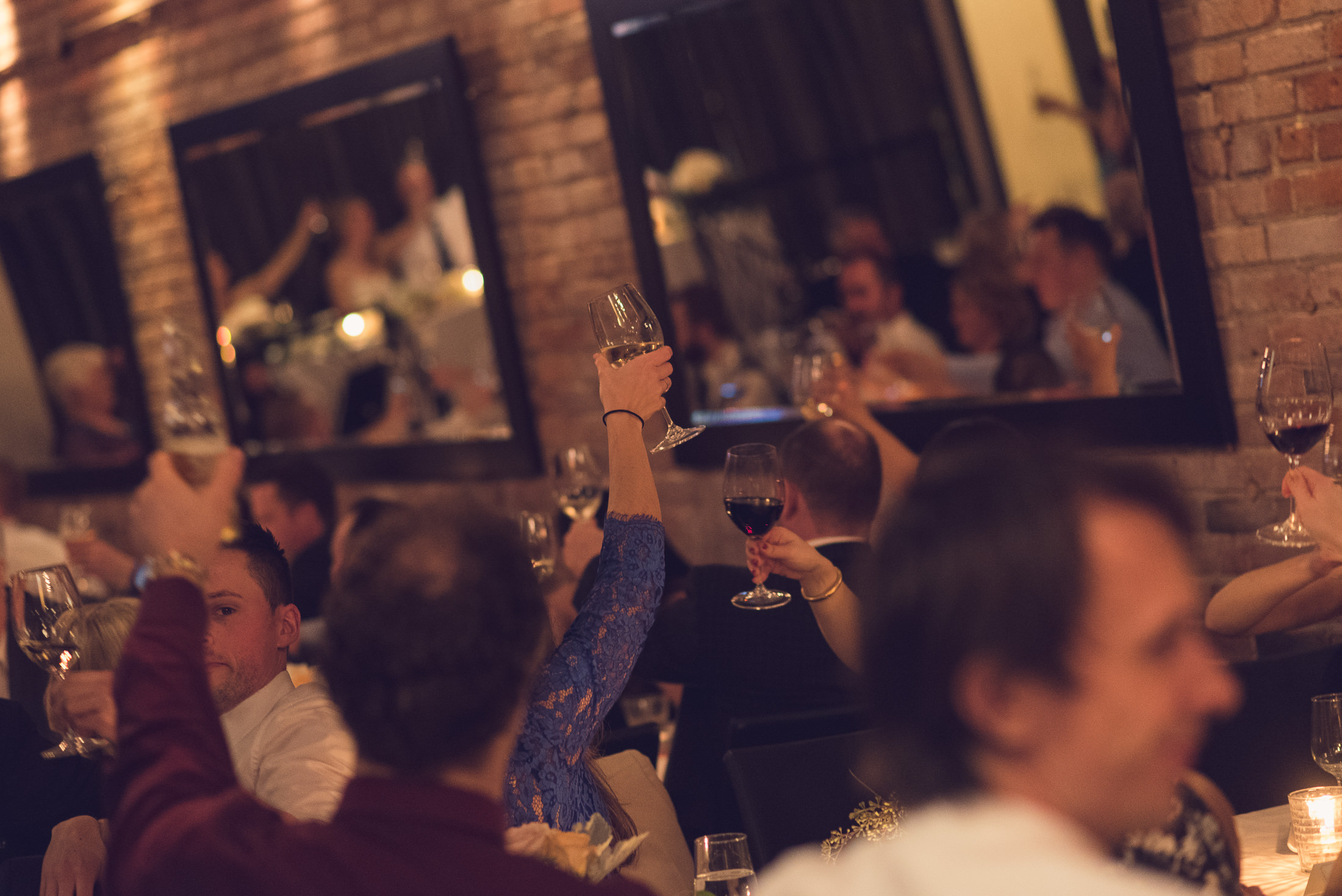 wedding toast, unconventional wedding vancouver