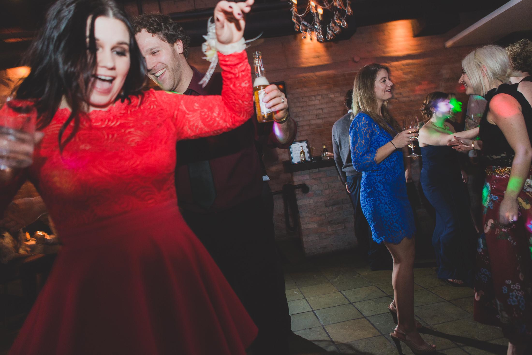 fun wedding reception dancing photos vancouver