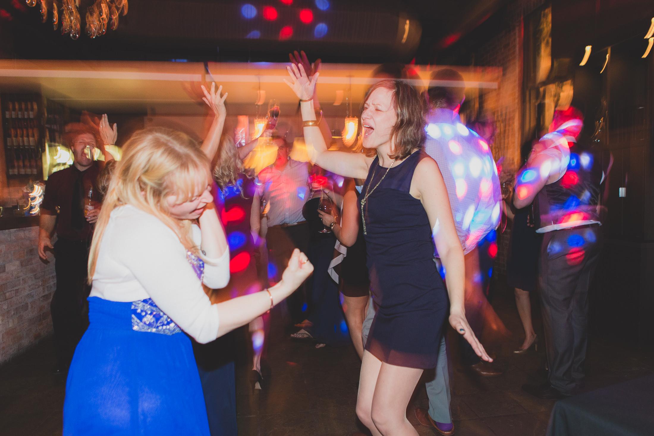 DJ BFAD dance party vancouver wedding