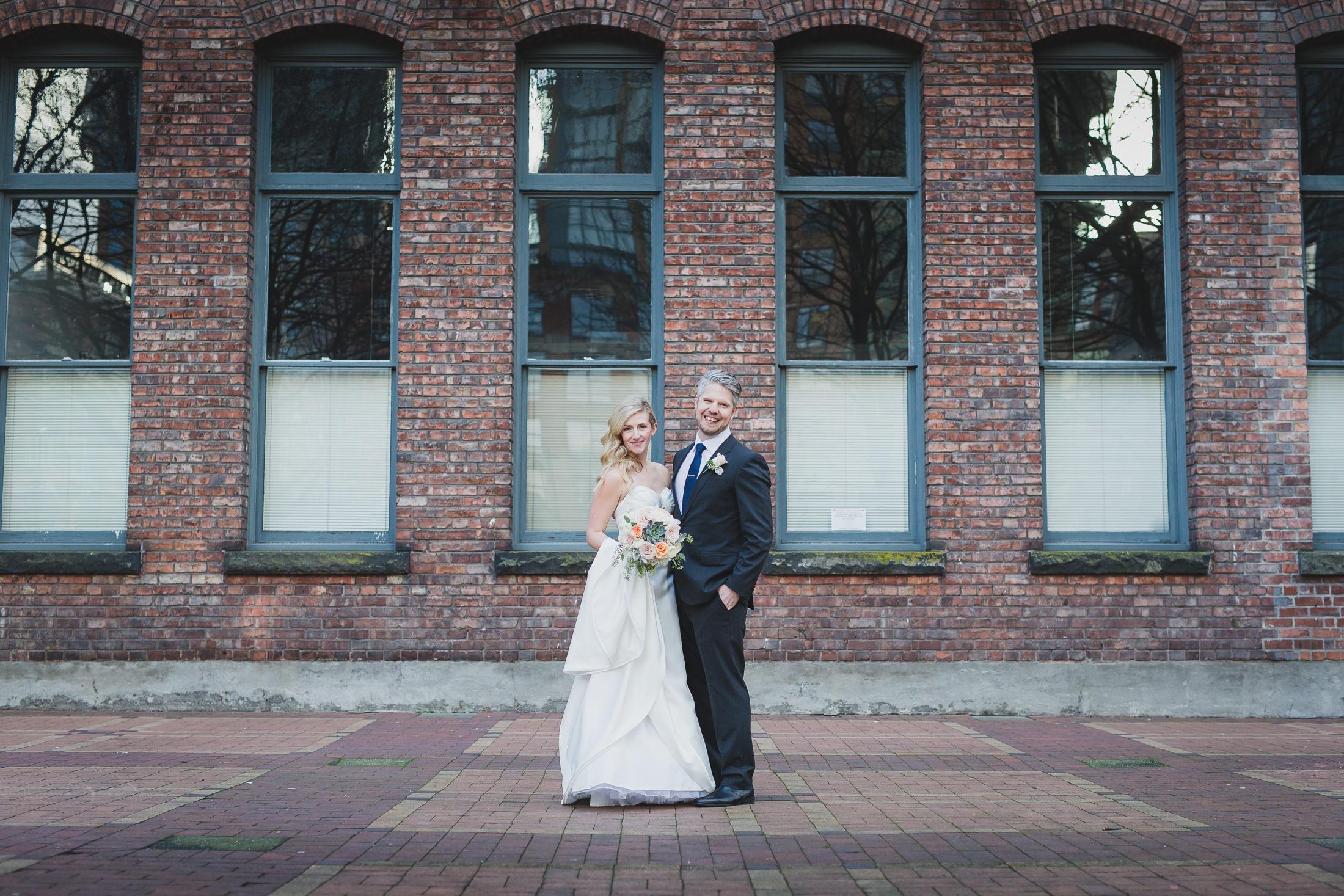 fun wedding photos vancouver photographer