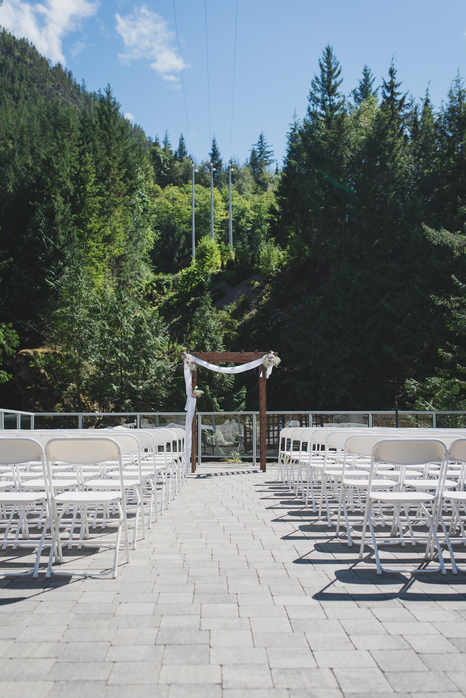 Furry Creek Squamish ceremony site