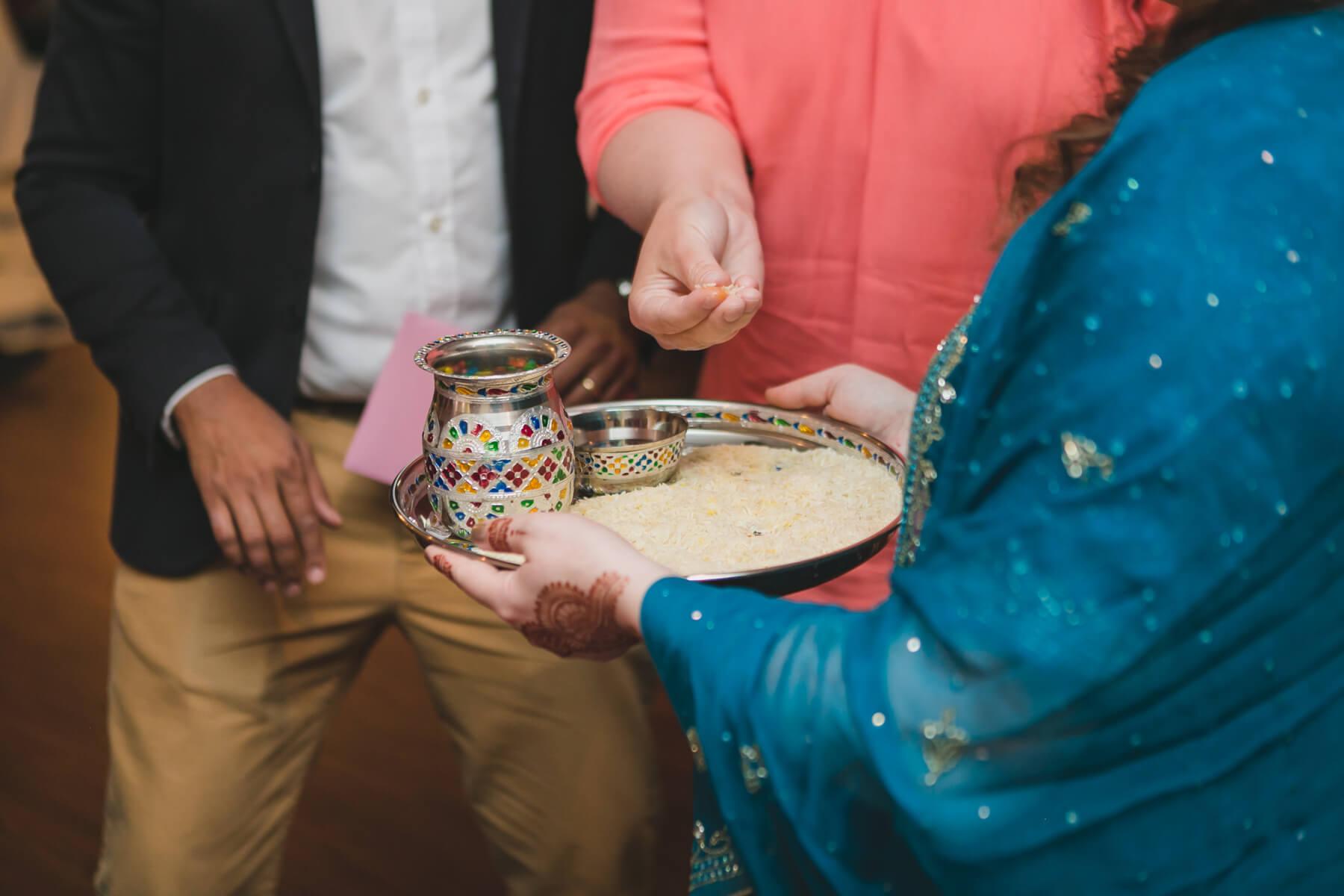 ismaili wedding vancouver mandvo