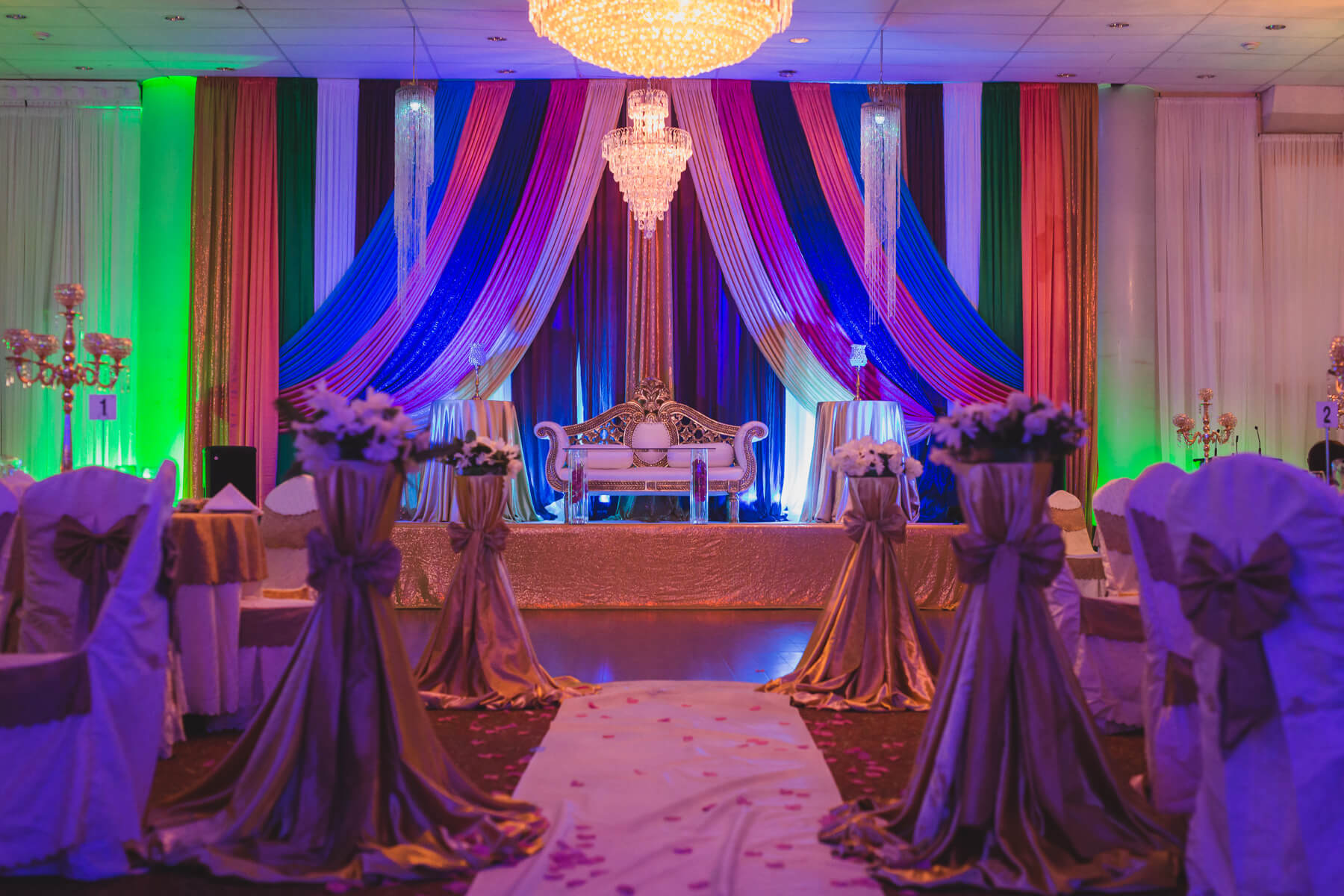royal palace banquet hall burnaby wedding