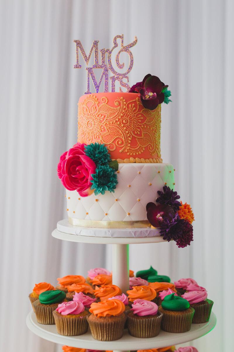 neet's treats wedding cake vancouver