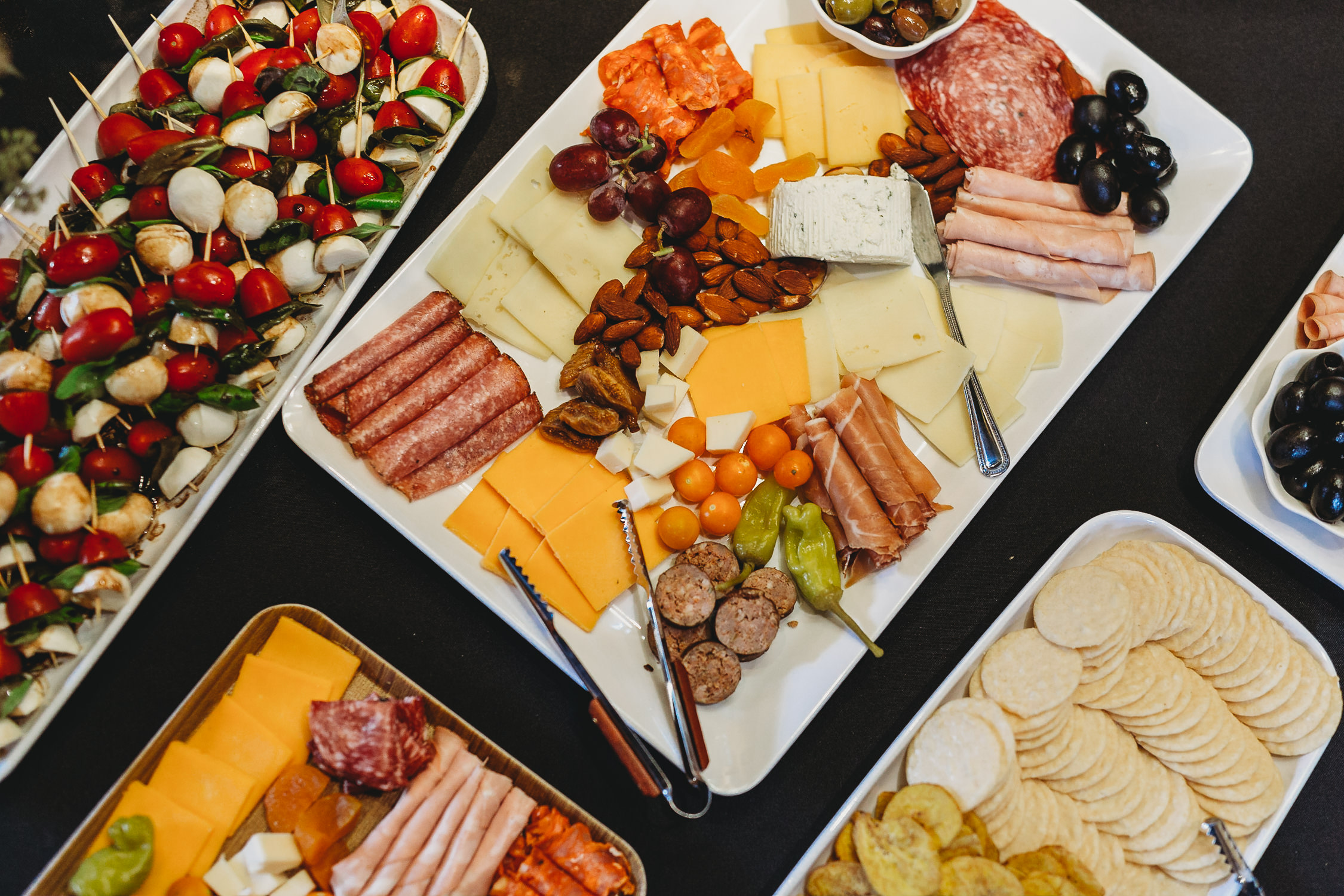 wedding charcuterie boards
