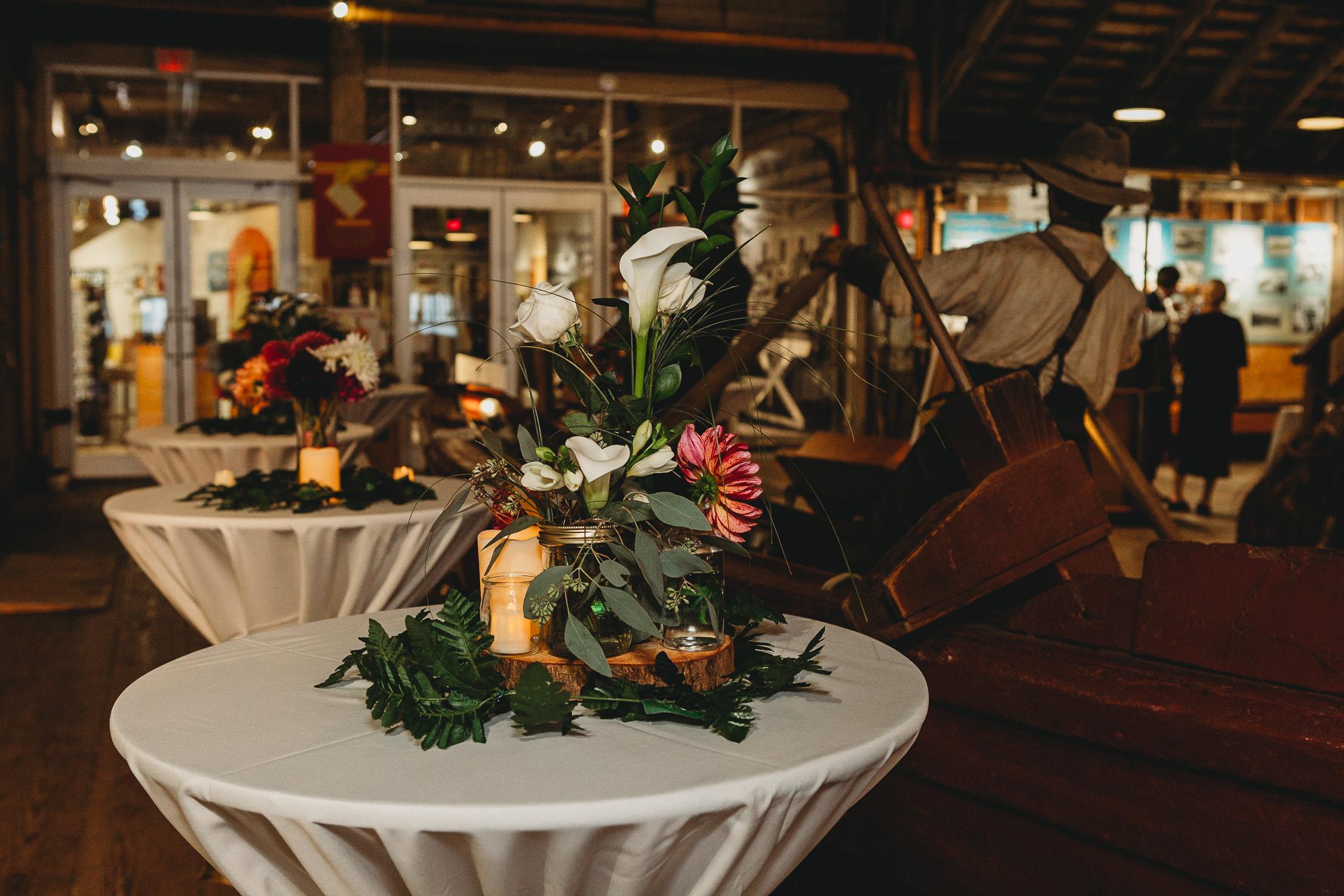 georgia cannery steveston wedding reception