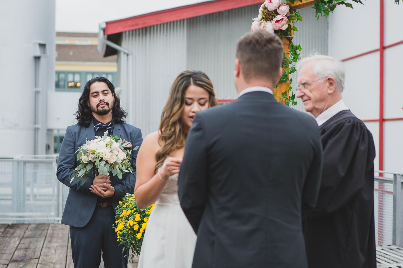 wedding bridesman vancouver