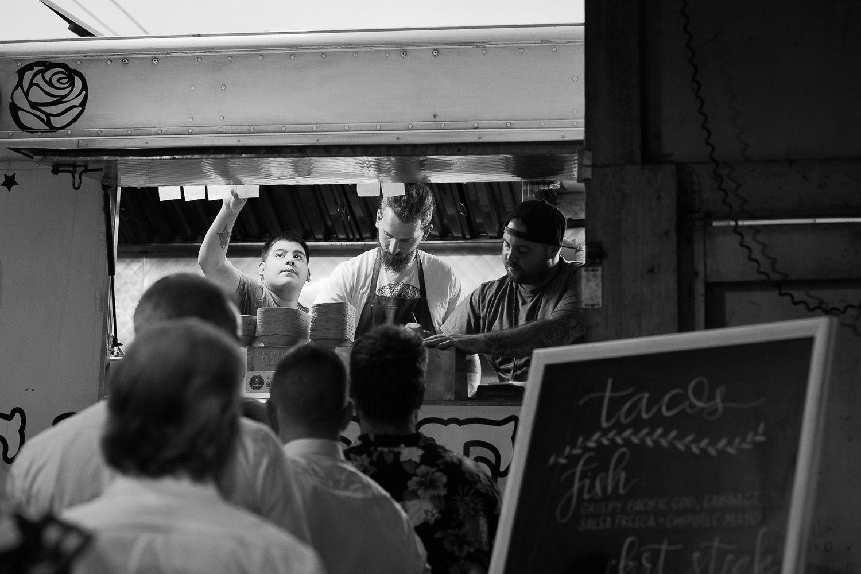 tacofino wedding food truck