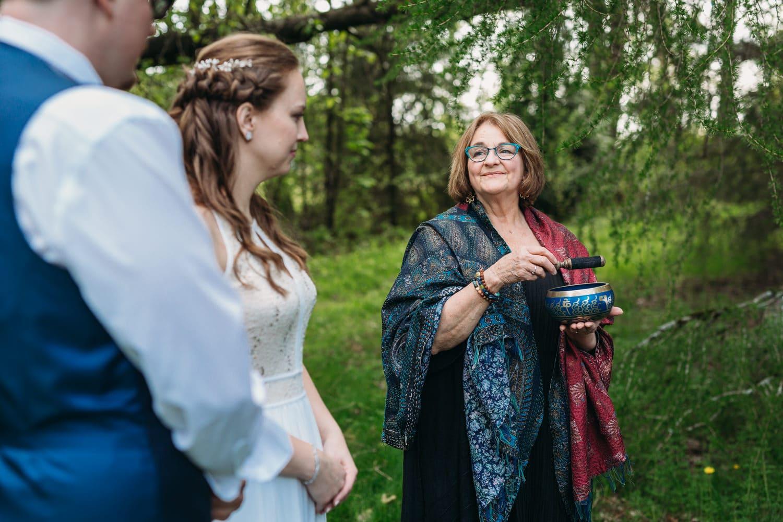 elopement ceremony with wedding celebrant life threads
