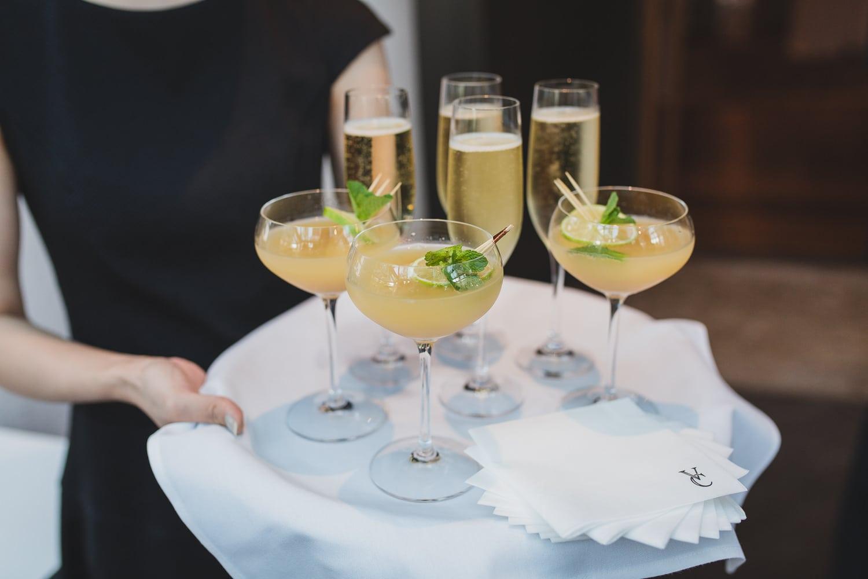 vancouver club wedding cocktails